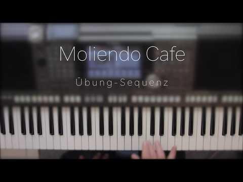 YAMAHA PSR-S970 Workshop 136 - Midifile - Moliendo Café