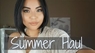 Summer 2016 Haul | Urban Outfitters, Hollister, A&F, + MORE!