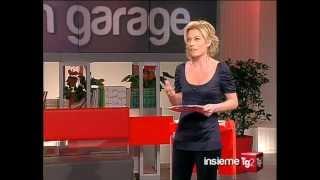 Vivere in un negozio o in un garage. Carlo Giordano Immobiliare.it Tg2 Insieme