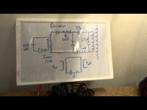 Radiant Energy Oscillator