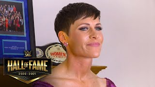 Molly Holly shares full WWE Hall of Fame induction speech: WWE Network Exclusive, April 6, 2021