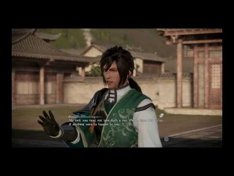 Dynasty Warriors 9 Shu Story Zhuge Liang Gameplay Stream 5 Till The End!!