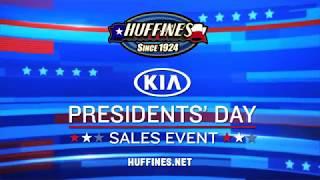 Huffines Kia Denton Texas - President