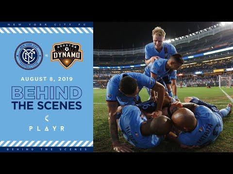 BEHIND THE SCENES | NYCFC vs. Houston | 08.08.19