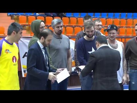 URARTU Yerevan VS HYUNDAI Tbilisi 14.03.2018
