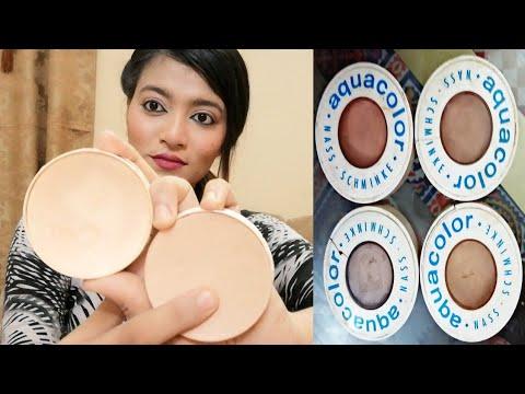Aqua Color Makeup Base