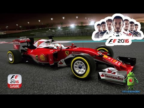 F1 2016 IOS / Android Gameplay HD - MOBILE