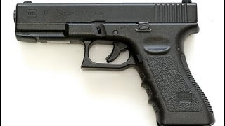 The Glock 17 9mm