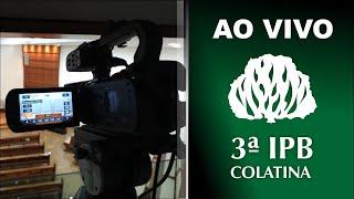 AO VIVO Escola Dominical 09/08/2020 #live