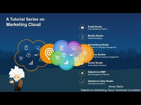Data Views  - Salesforce Marketing Cloud Tutorial thumbnail