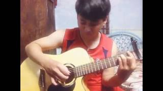 My heart will go on guitar fingerstyle by SMR