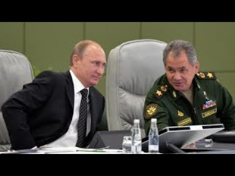 Russian air strikes in Syria have killed 35,000 ists Russian defense minister Shoigu