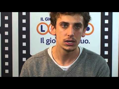 Gabriele Lo Giudice, Nove Giorni di Grandi Interpretazioni, 2013, Il Gioco Del Lotto, RB Casting