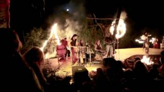 ASH Arambol Art and Live Music venue (Arambol Beach, North Goa, India 2014) HD