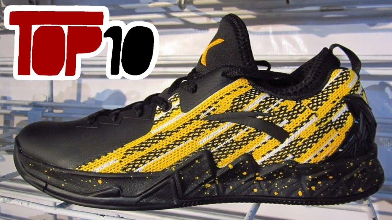 Top 10 Cheapest Nba Signature Basketball Shoes Of 2017 Youtube