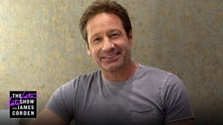 david duchovny reacts to fan theories about the x files