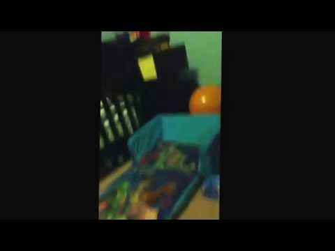 2 Year Old Baby Gets Himself Into Bed!