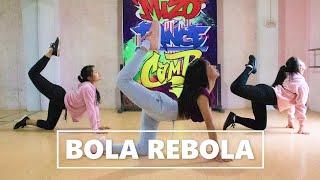 Bola Rebola - Tropkillaz, J Balvin, Anitta   Alan Rinawma Dance Choreography
