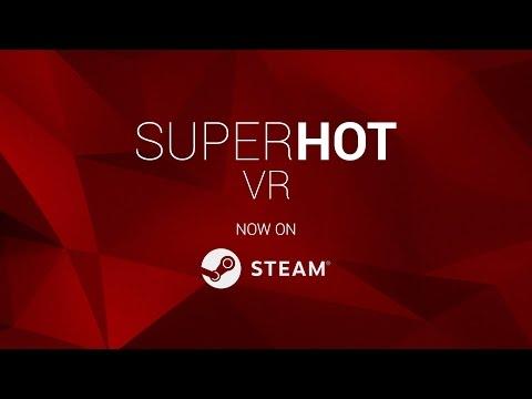 SUPERHOT VR - SUPERHOT