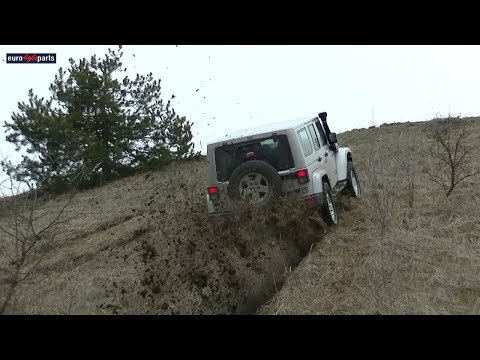 Jeep Wrangler vs Toyota Land Cruiser vs Toyota Hilux
