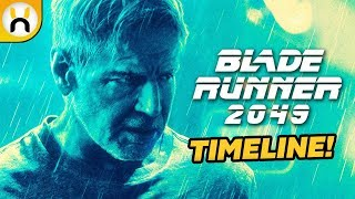 MAJOR Events Between Blade Runner and 2049 REVEALED | Blade Runner 2049