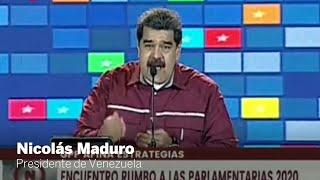MADURO asegura que dejará la PRESIDENCIA si la oposición gana las elecciones legislativas