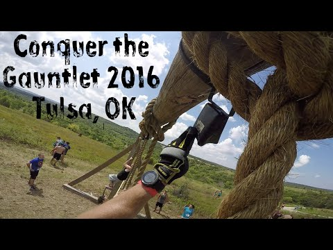Conquer the Gauntlet 2016 Tulsa