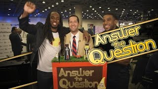 Richard Sherman, other NFL players are hilarious game show contestants