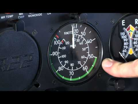 R22 - Pitot Static Systems