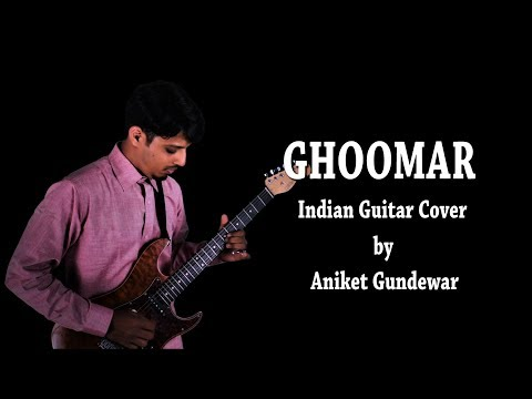 Ghoomar | Padmaavat | Indian Guitar Cover by Aniket Gundewar