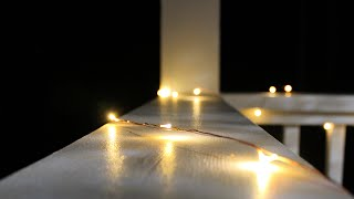 taotronics tt sl036 indoor and outdoor waterproof led string lights review
