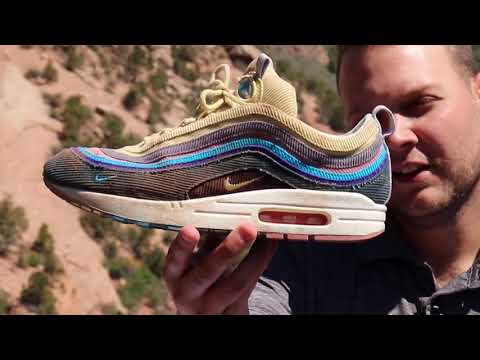 Nike Sean Wotherspoon Sneakers cleaned with Bolt Super Shoe Cleaner. $700+ shoes cleaned