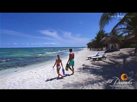 El Dorado Luxury Gourmet Inclusive Resorts in Riviera Maya
