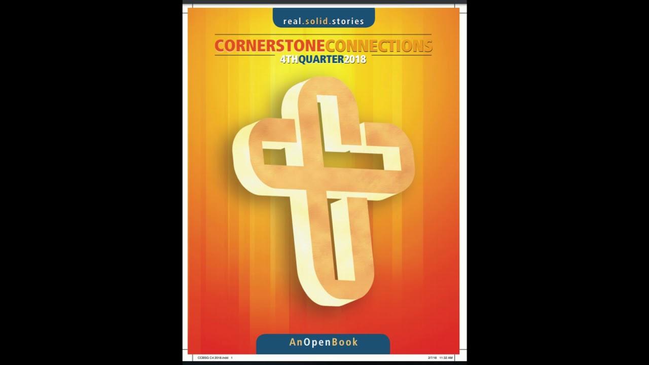 cornerstone connection