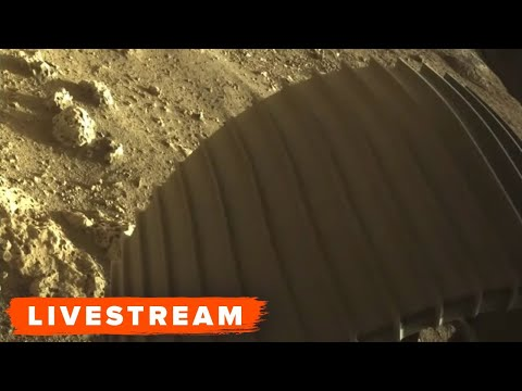 WATCH: NASA First Look Video from Mars Reveal Event! - Livestream