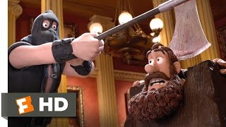 the pirates band of misfits 510 movie clip he39s a pirate 2012 hd