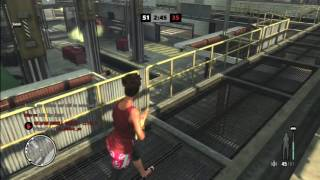 Max Payne 3 Multiplayer 2017 - Large Team Deathmatch - RMBO in Sao Paulo Bus Depot