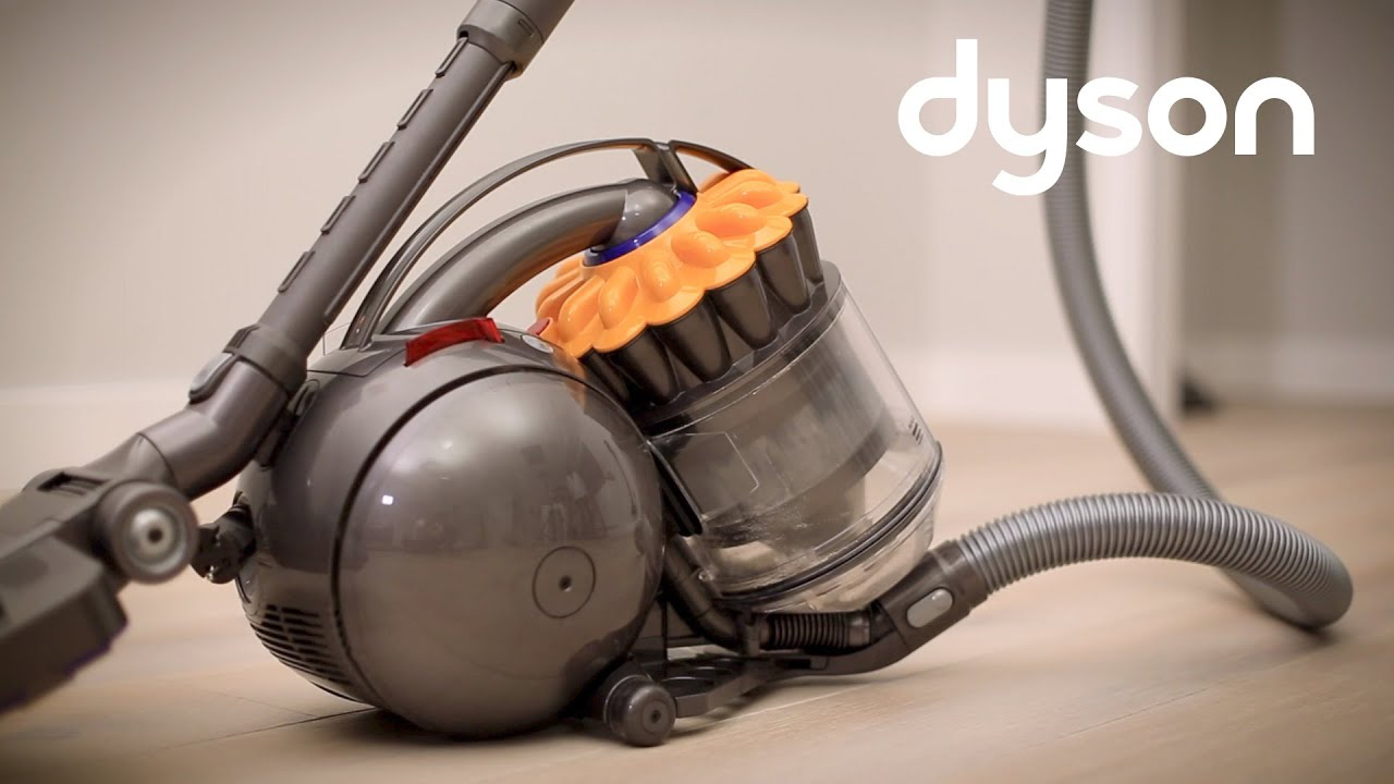 Dyson Ball Cylinder Vacuums Getting Started Youtube