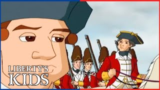 Liberty's Kids HD 134 -  Conflict in The South | History Videos For Kids