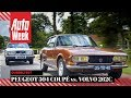 Peugeot 504 Coupe vs. Volvo 262C - Classics dubbeltest - English subtitles