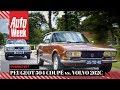 Peugeot 504 Coupe vs. Volvo 262C - Classics dubbeltest - English subtitles