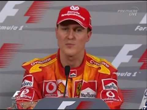Drivers Press Conference Post Qualifying - Monaco 2006