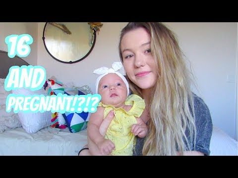Thumbnail: Pregnant at 16!!! | Story Time