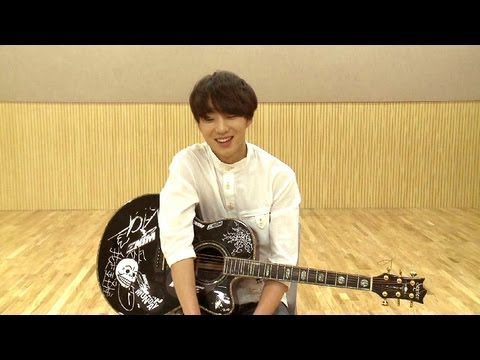 KANG SEUNG YOON (강승윤) - '비가 온다 (IT RAINS)' message to fans