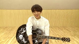 Video clip KANG SEUNG YOON (강승윤) - '비가 온다 (IT RAINS)' message to fans