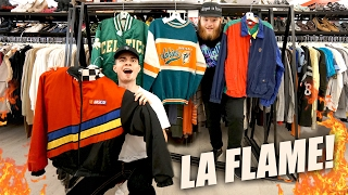 Trip to the Thrift #163 | CRAZY TOMMY SCO, CHAMPION JERSEYS, AND MO!