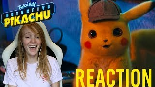 DETECTIVE PIKACHU REACTION and Discussion