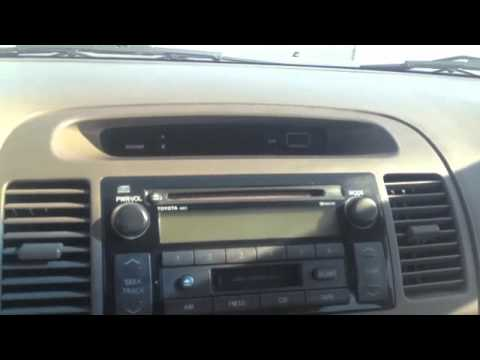 2004 Toyota Camry LE   Cabe Toyota Long Beach