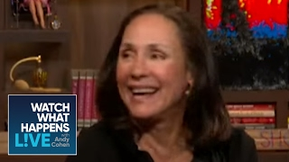 Laurie Metcalf Spills The Tea On Madonna, Lindsay Lohan, and Roseanne Barr | WWHL