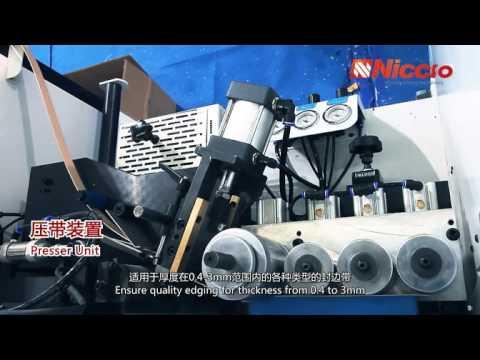 Automatic Edge banding machine NICCRO